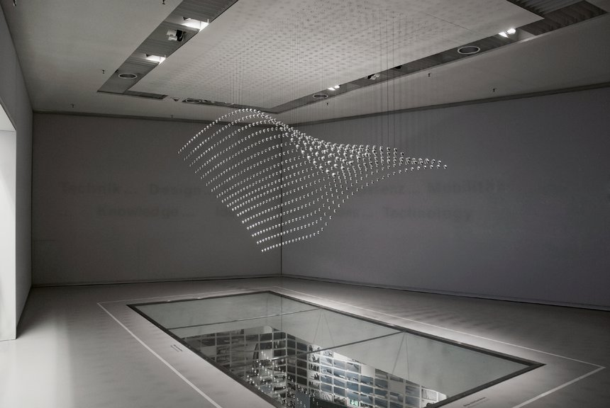 Kinetic Sculpture for the BMW Museum