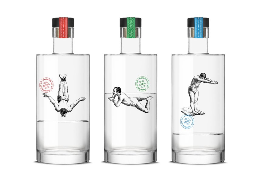 Estudio Dorian Rawal Seven Packaging Designs That Show Plenty Of Bottle