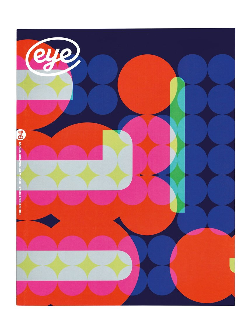 Eye Magazine Issue 94 Cover