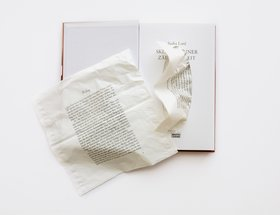 Book on Paper Handkerchiefs
