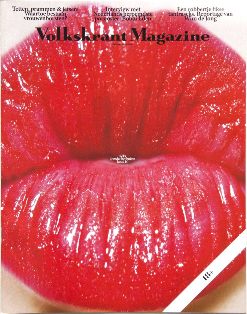 Volkskrant Magazine 2013 Selection