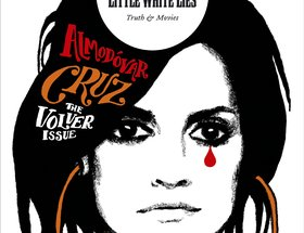 Cover of Little White Lies 07: The Volver Issue