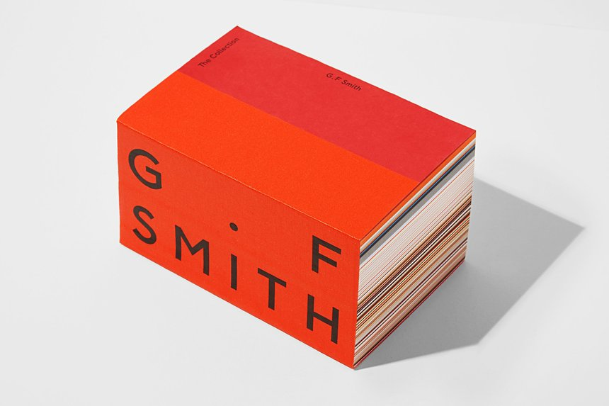 The Collection from G . F Smith