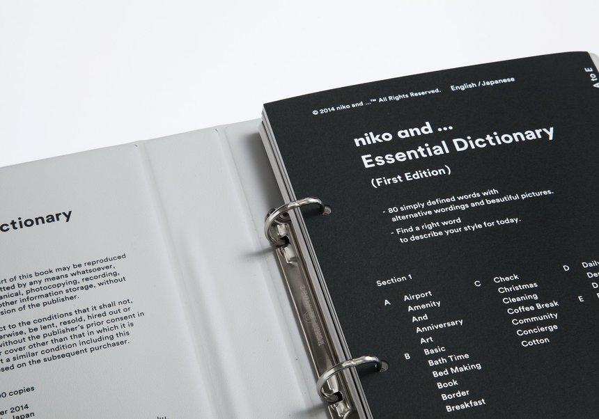niko and… Essential Dictionary
