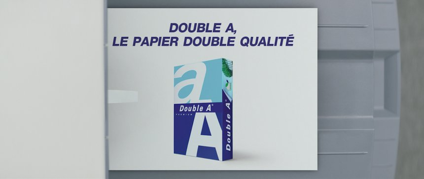 Double Quality Paper
