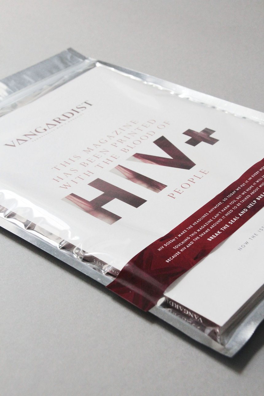 The HIV+ Issue