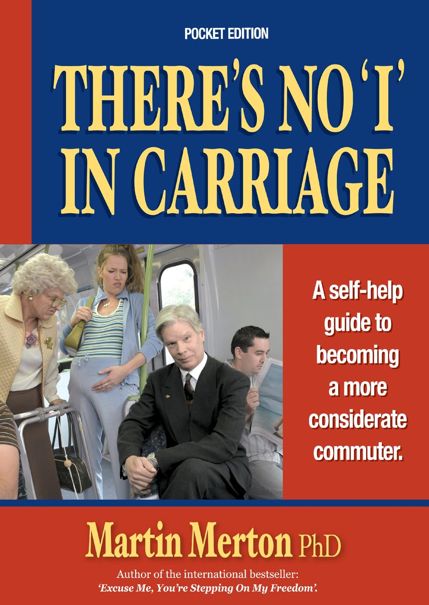 "There's No ""I"" In Carriage"