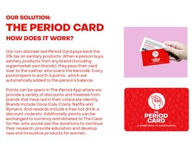 The Period Card