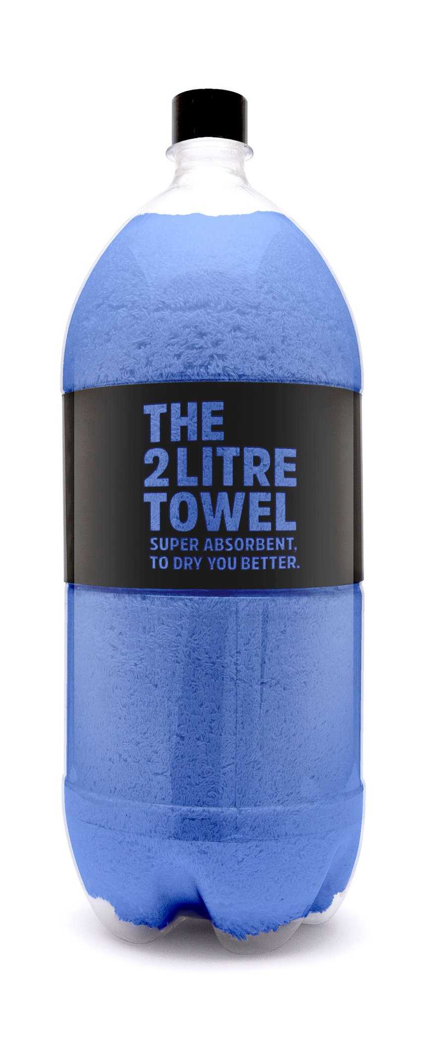 The 2 Litre Towel