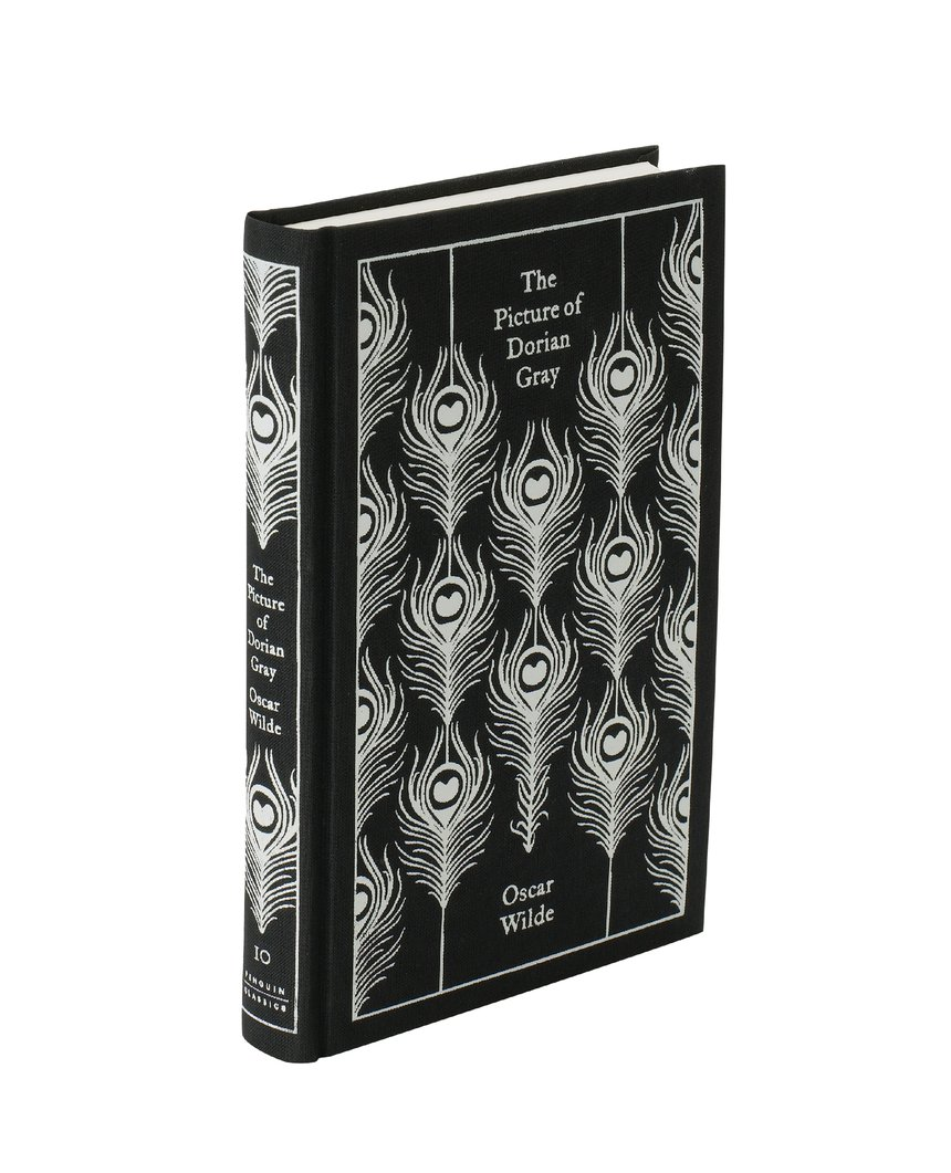 Six Examples of Novel Book Design | Picture of Dorian Grey | D&AD