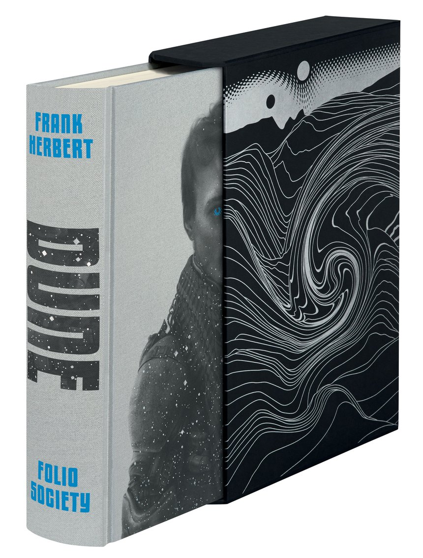 Dune, A 50th Anniversary Collector's Edition from The Folio Society