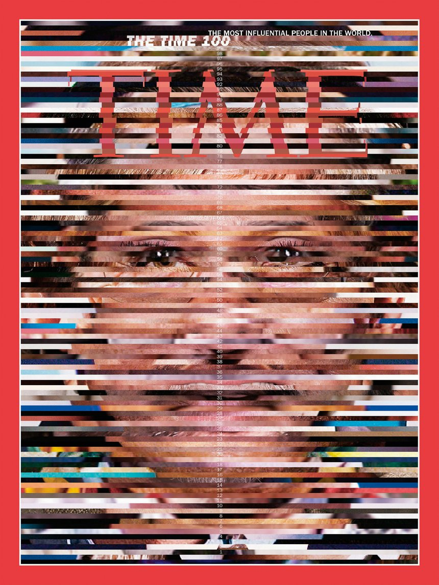 7 Simple and Powerful Magazine Covers Time | D&AD