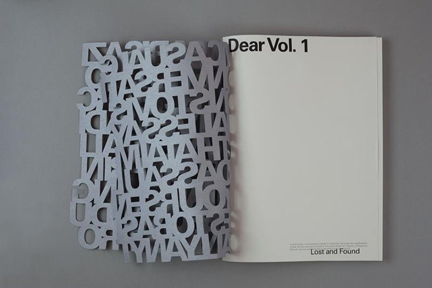 Dear Vol 1: Lost & Found