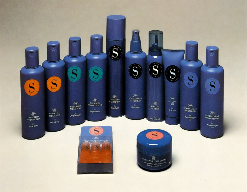 Boots Professional Haircare Range