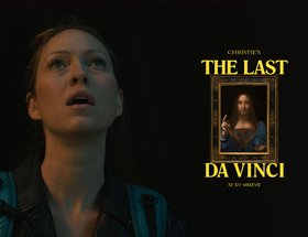 Christie's - The Last da Vinci