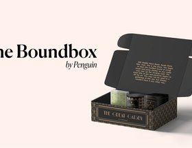 The Boundbox by Penguin