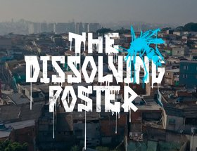 The Dissolving Poster