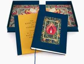 The Folio Society's Edition of 'The Kama Sutra of Vatsyayana'