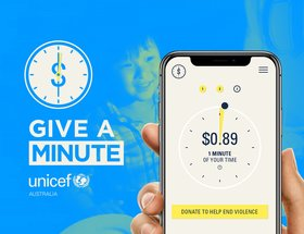 UNICEF | Give a Minute