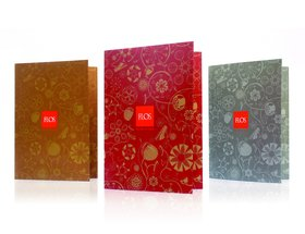 Flos: Christmas Cards