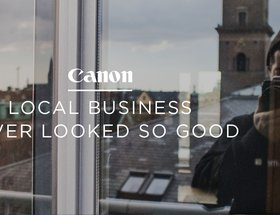 Canon - Local Business Never Looked so Good