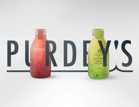 Repackaging Purdey's