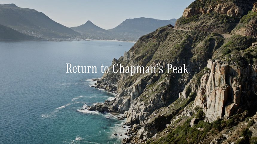 Return to Chapman's Peak