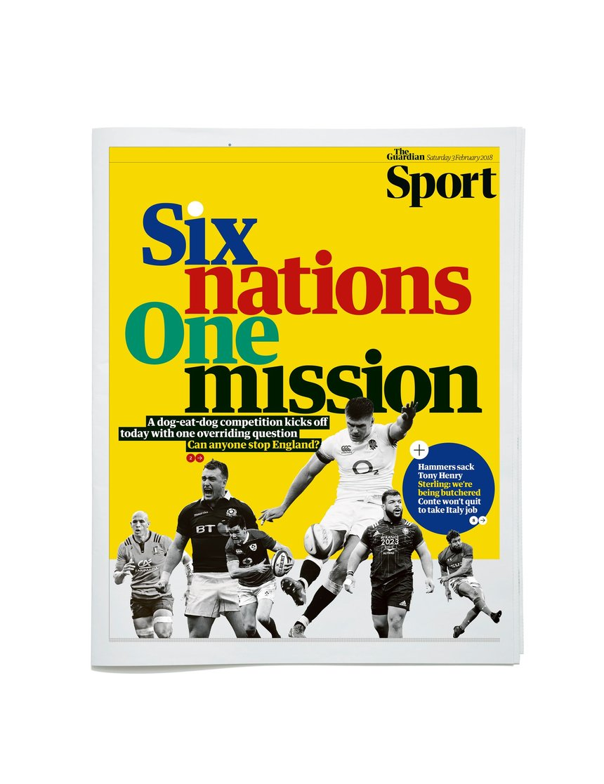 The Guardian Sport section