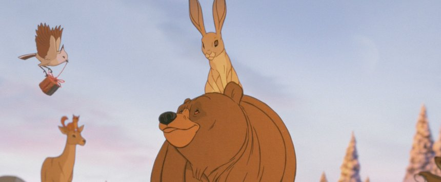The Bear & The Hare