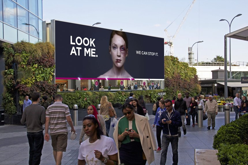 Women's Aid Look At Me-Outdoor