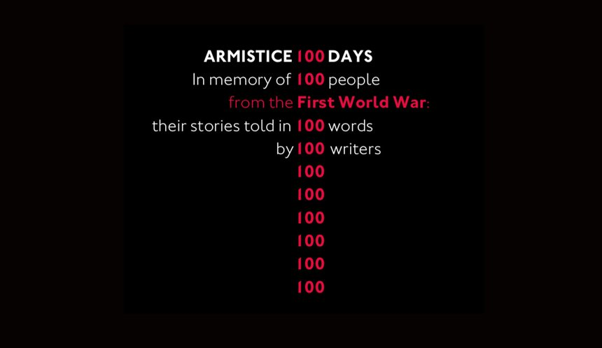Armistice 100 Days Project