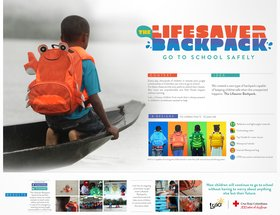 Lifesaver Backpack