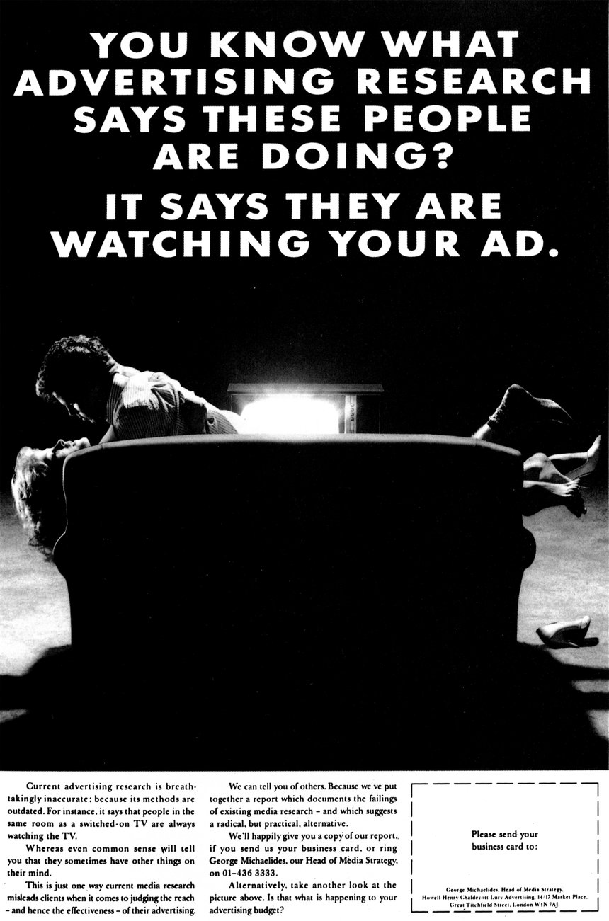 They Are Watching Your Ad.